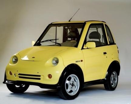 Reva i, un coche eléctrico que llega en julio a España