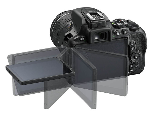 D5600 Afp 18 55 Vr Lcd 4 Low