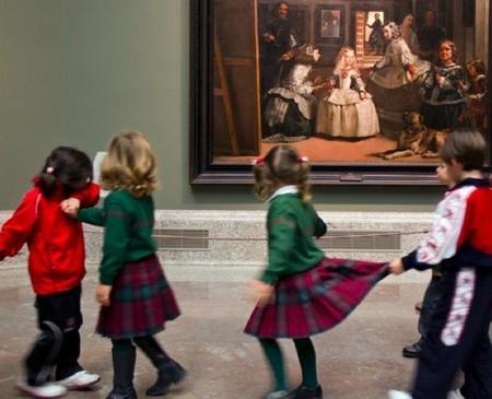 """""""El arte de educar"""", el Museo del Prado para niños"""