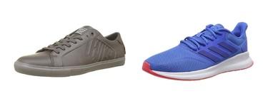 Chollos en tallas sueltas de zapatillas  Adidas, Skechers o Levi's por menos de 30 euros en Amazon