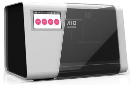 AIO Robotics Zeus: ¿la primera impresora 3D multifunción de la historia?