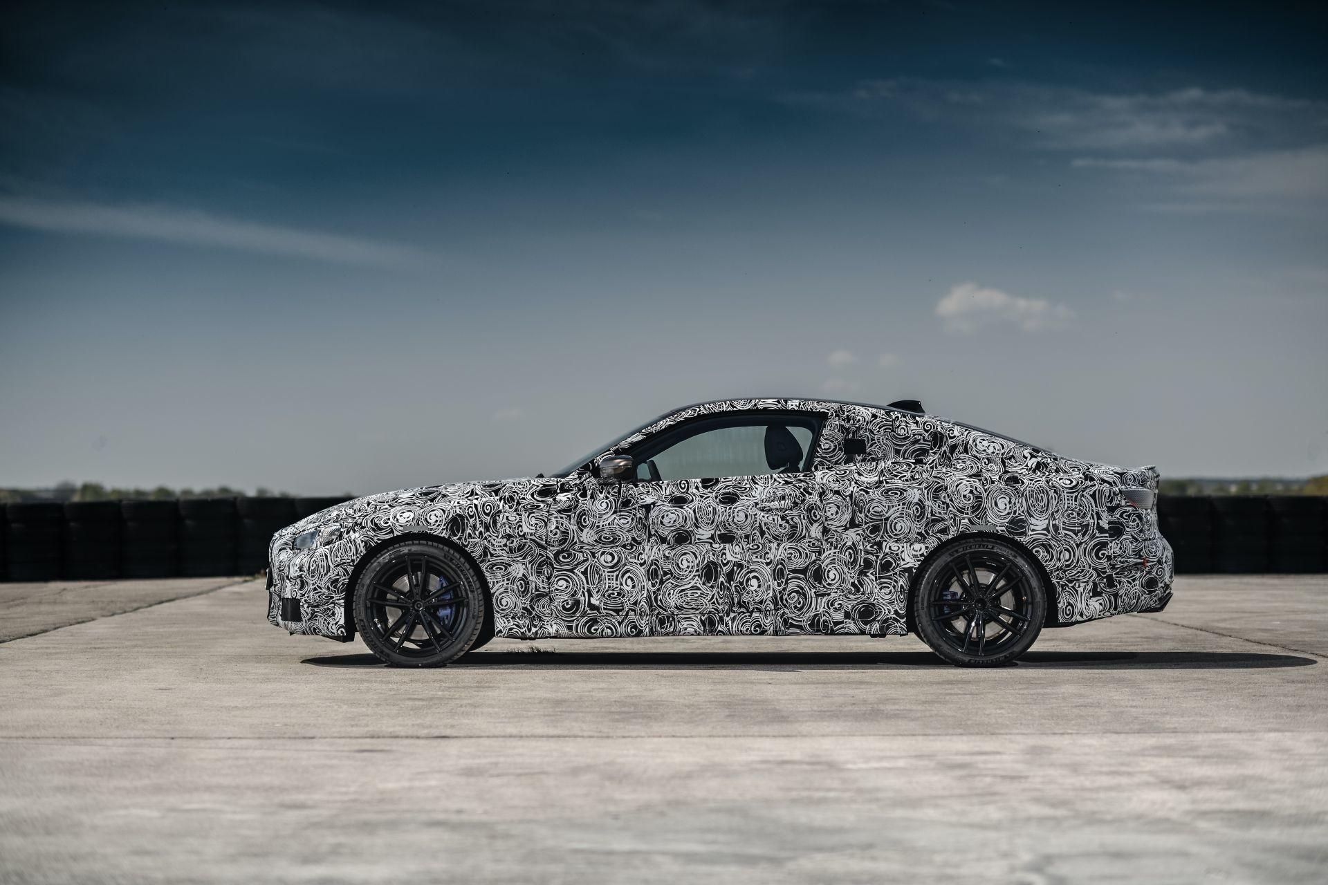 Foto de BMW Serie 4 2021 (fotos espía) (33/38)