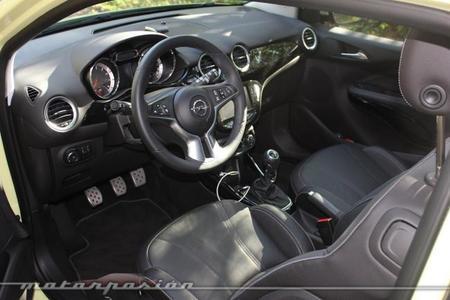 Opel Adam Rocks - toma de contacto