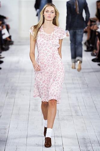 Foto de Ralph Lauren, Primavera-Verano 2010 en la Semana de la Moda de Nueva York (10/23)