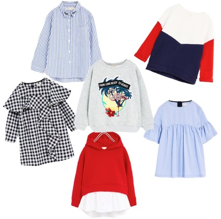 Zara Kids Shopping