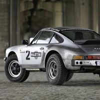 ¿Buscas un todoterreno? Puede que este Porsche 911 Safari sea el coche de tus sueños