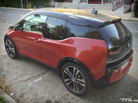 BMW i3s Prueba 3