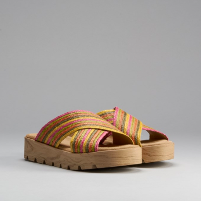 Sandalias Color Merkal