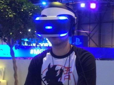 Probamos PlayStation VR con EVE Valkyrie, Kitchen y London Heist: el futuro de PS4 se toca