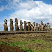 Antes del 1250 dC, Polinesia y América estuvieron conectadas por viajes oceánicos y matrimonios mixtos