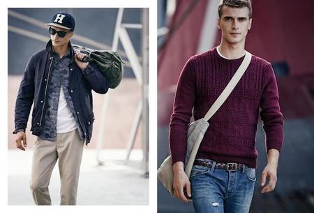 Inspírate en los looks de las campañas protagonizadas por el  modelo masculino del momento: Clement Chabernaud