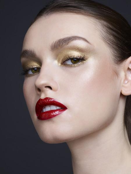 Adoramos el dorado de la colección de navidad de Guerlain