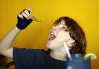 Los niños españoles comen pocas verduras, pescado y legumbres