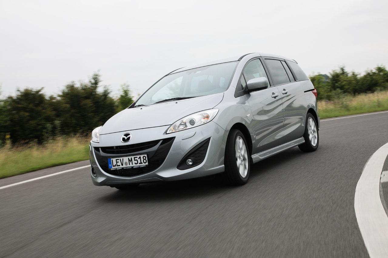 Foto de Mazda5 2010 (12/121)