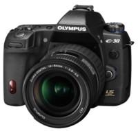 Olympus E-30, réflex digital