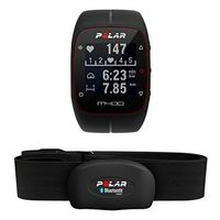 Para tener tu actividad deportiva bajo control, el Polar M400 HR, en la Red Night de Mediamarkt sólo cuesta 99 euros