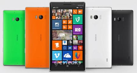Nokia Lumia 930 en su primera imagen con origen oficial