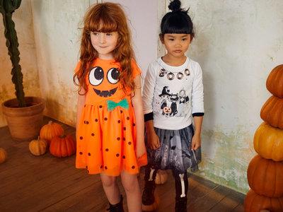 Los disfraces de Halloween más molones para peques están en H&M y Primark