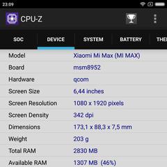 Foto 6 de 34 de la galería xiaomi-mi-max-benchmarks en Xataka Android