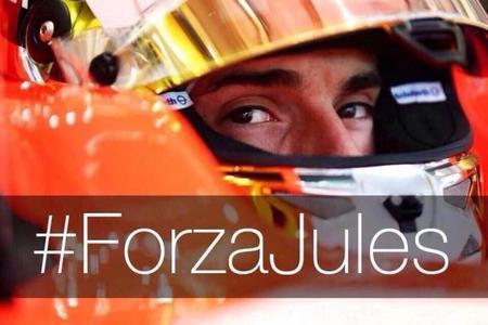 Jules Bianchi sigue crítico pero estable según el último comunicado oficial