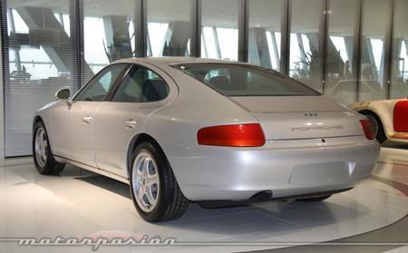 Porsche Museum Top Secret 989 1
