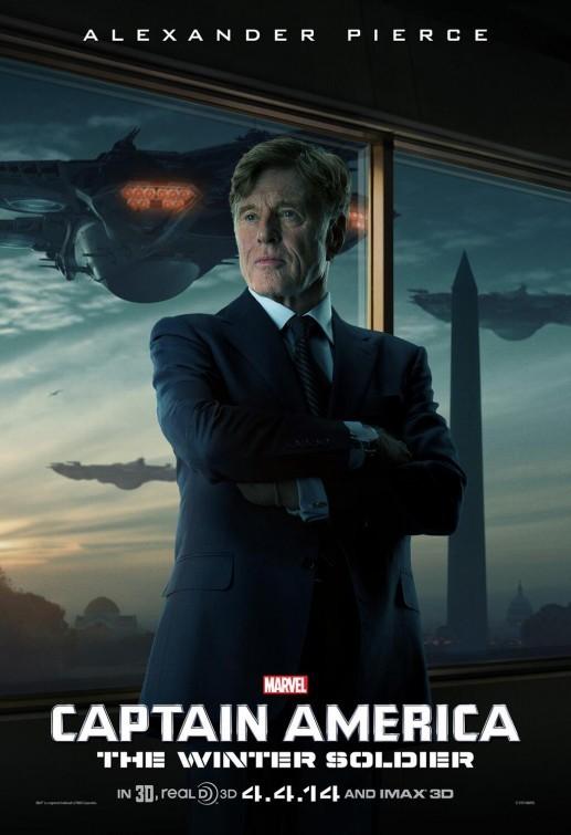 Foto de Carteles de 'Capitán América 2' (12/23)