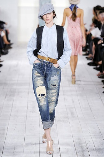Ralph Lauren, Primavera-Verano 2010 en la Semana de la Moda de Nueva York III