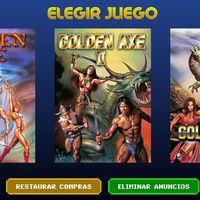 Golden Axe Classics ahora con el triple de diversión: añade Golden Axe II y III