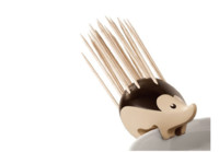 Porta Palillos con forma de erizo