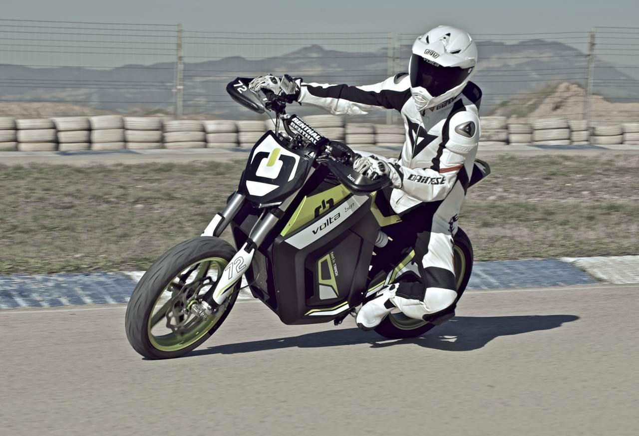 Foto de Salón de Milán 2012: Volta Motorbikes entra en la fase beta de su motocicleta - Volta BCN Track (26/28)