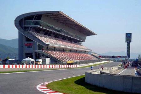 Calendario de la pretemporada de la Fórmula 1