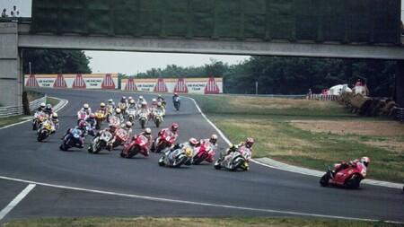 Hungaroring Hungria Motogp 1992