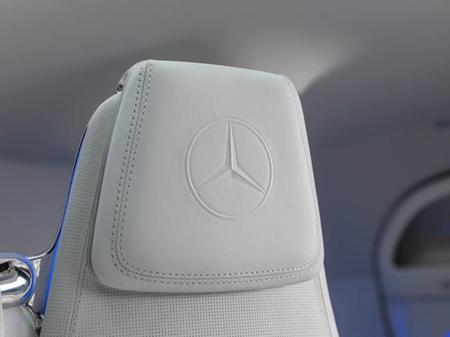 Mercedes-Benz CES Las Vegas 4