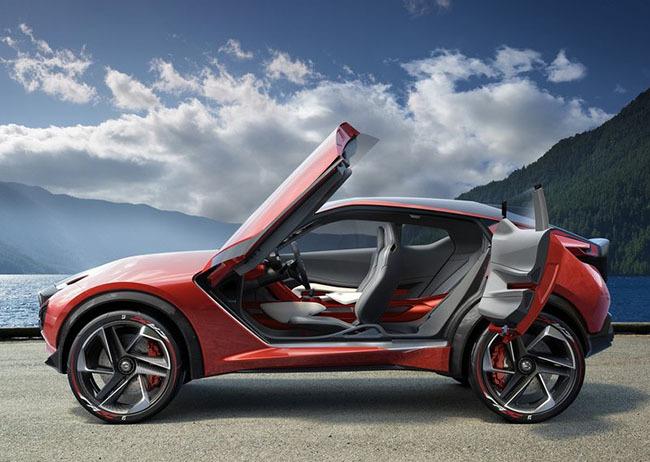 Foto de Nissan Gripz Concept (6/18)