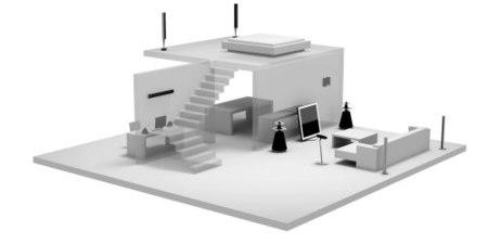 Bang&Olufsen integra sus equipos en los sistemas domóticos