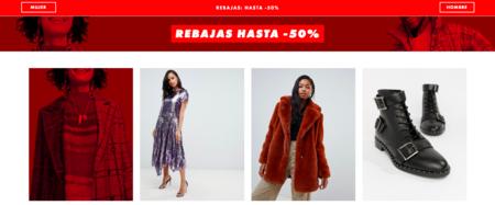 Comienzan las rebajas en Asos: moda, complementos y accesorios con descuentos de hasta el 50%