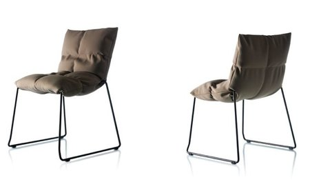 Una silla informal pero muy confortable