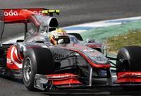 Lewis Hamilton, el mejor el último día