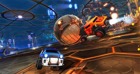 Este fin de semana Rocket League se juega gratis en Steam