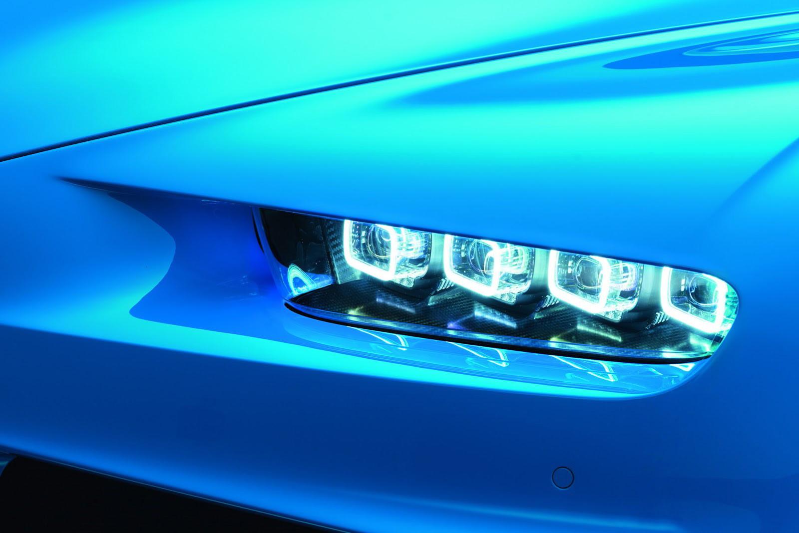 Foto de Bugatti Chiron (10/60)