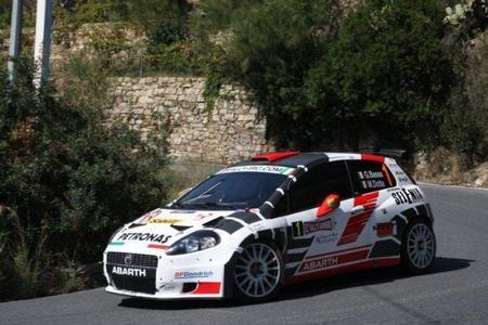 Giandomenico Basso reaparece liderando el primer día del Rally de San Remo