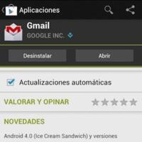 Gmail para Android se actualiza con nuevos gestos y Pinch-to-Zoom