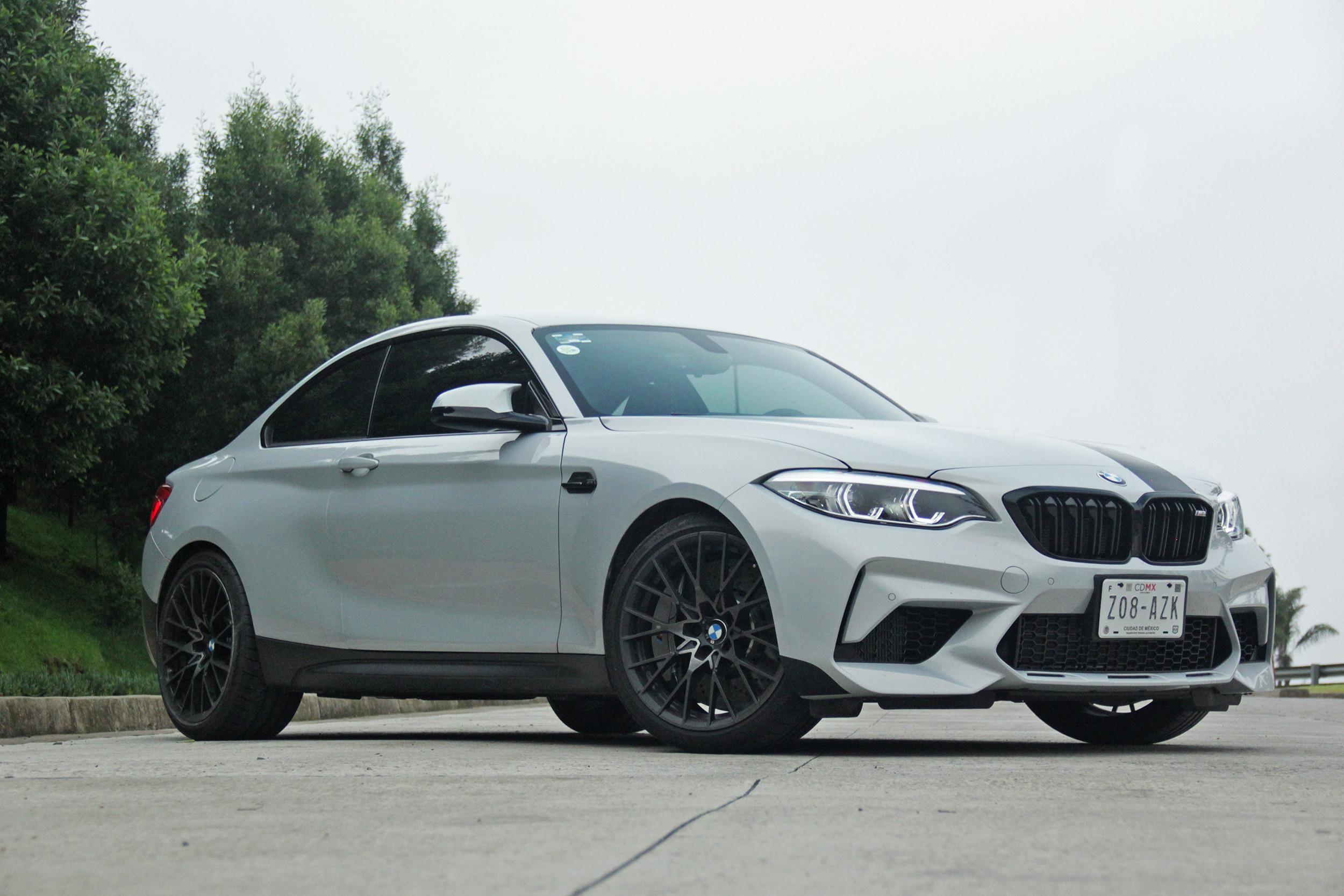 Foto de BMW M2 Competition (11/36)