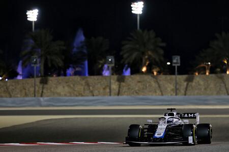 Aitken Sakhir F1 2020