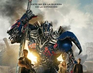 'Transformers: La era de la extinción', la película