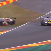 Escalofriante accidente en el Lamborghini Supertrofeo en Spa-Francorchamps