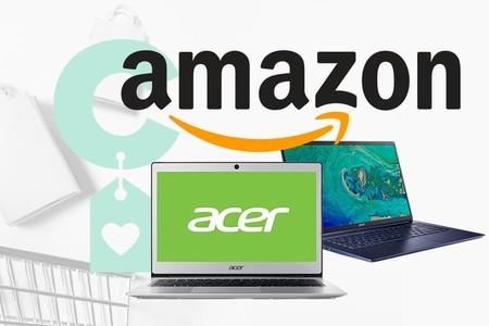 8 portátiles delgados Acer rebajados en Amazon esta semana