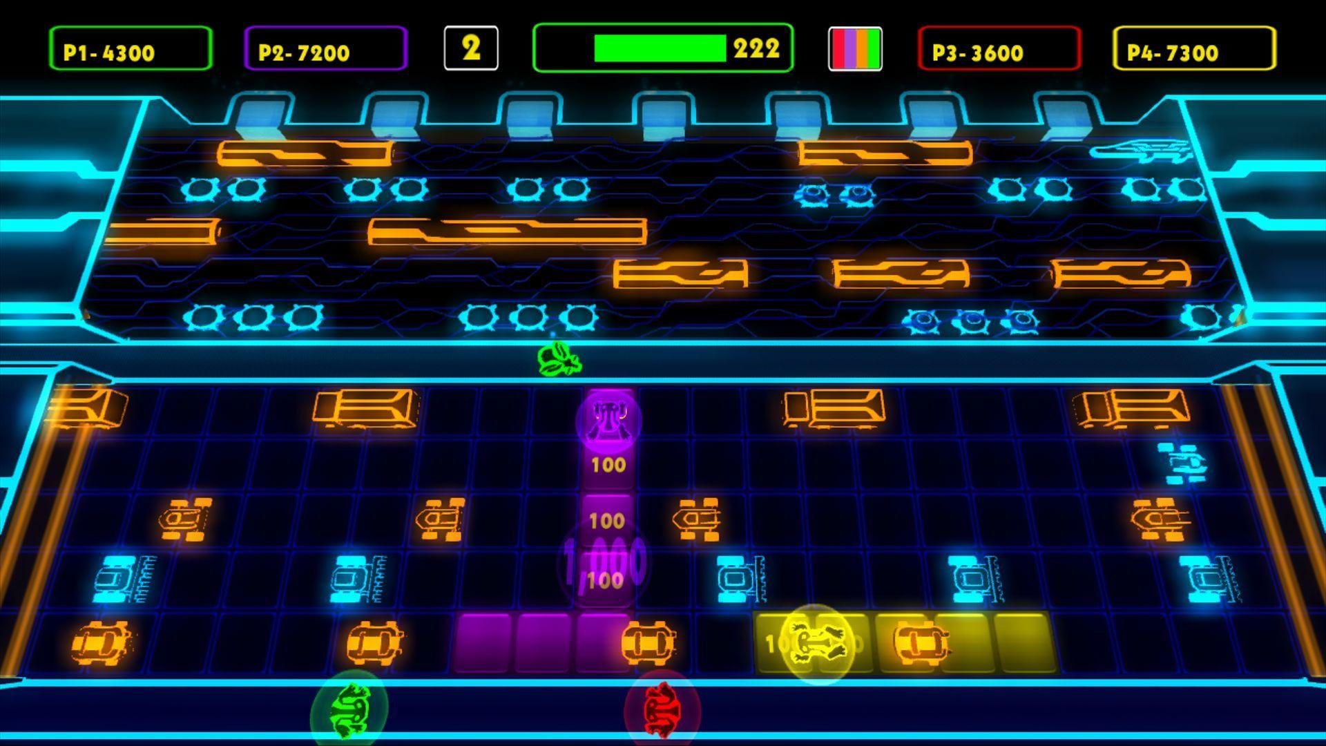 Foto de 200312 - Frogger: Hyper Arcade Edition (1/11)