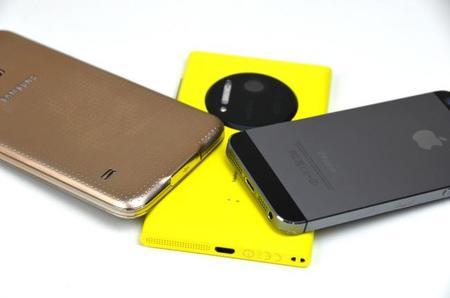 Galaxy S5 Diferentes Acabados