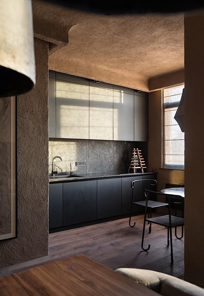 Sergey Makhno Architects Kiev Ukraine Wabi Sabi Interior Design Residential 02